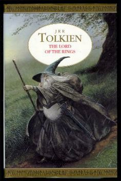 """""""The Lord of the Rings"""" by J.R.R. Tolkien.  Forget the movies!  The books are magical.  Read """"The Hobbit"""" first and then head straight on to The Trilogy.  """"One Ring to rule them all, One Ring to find them, One Ring to bring them all and in the Darkness bind them."""""""