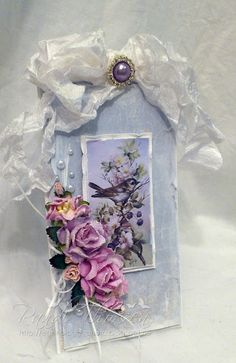 RANDI'S LILLE BLOGG: DT Wild Orchid Crafts - Tag - TUTORIAL