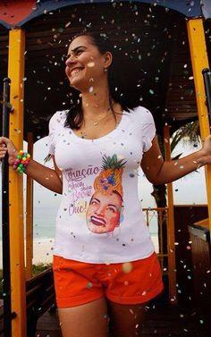 A linha de roupas Maria Clô tem alternativas divertidas para quem não quer usar fantasia ou adereços neste Carnaval.