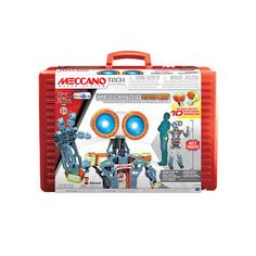 """Meccano Meccanoid G15 KS Personal Robot Building Set with Bonus Carrying Case and 10 Servo Motors -  Spin Master - Toys""""R""""Us"""