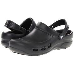Crocs Bistro Vent Black - Zappos.com Free Shipping BOTH Ways ($36) via Polyvore