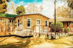 Merle Haggard's Childhood Boxcar Home Opens to the Public in Bakersfield
