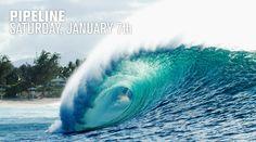 Pipeline January