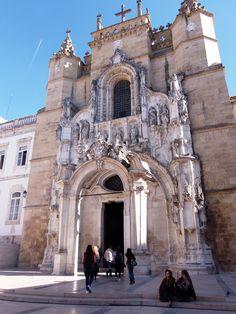 Igreja de Santa Cruz- Coimbra