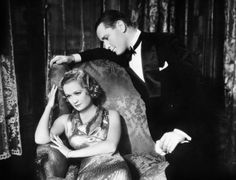 Miriam Hopkins and Herbert Marshall in Trouble in Paradise. 1932