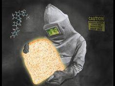 Lair ribeiro : Comer pão causa varias doenças