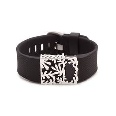 sterling silver Matisse slide  Fitbit Charge and Charge by bytten