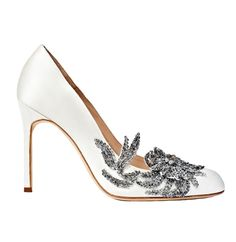 Manolo Blahnik, Swan shoes