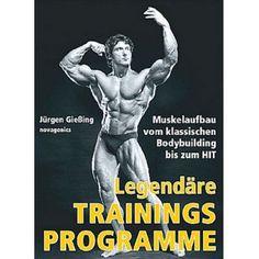 Legendäre Trainingsprogramme | LEGENDE / EAN:9783929002447