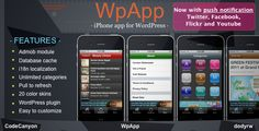 WpApp: iPhone app for WordPress