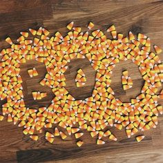 Food Typography by Becca Clason