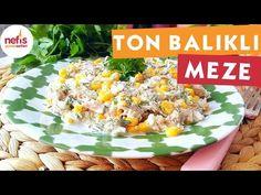 Yedikçe Yedirten Mısırlı Ton Balıklı Meze – Nefis Yemek Tarifleri