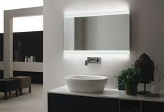 Bathroom Origins Accessories | Skyline Mirror 100 - 100x60cm