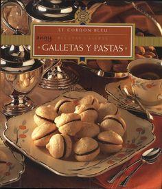 Galletas y pastas de Le Cordon Bleu Libro de pasteleria de Le Cordon Bleu