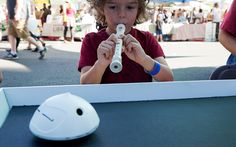 Meet Wigl: A toy robot that teaches kids basic programming and music skills at once (GeekWire)