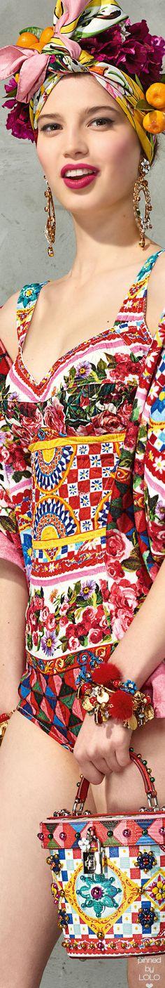 Dolce&Gabbana S/S 2017 Mamba Collection