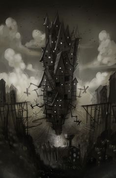 Alice: Madness Returns Environment Artwork