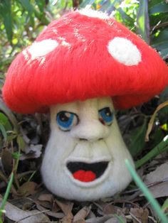 Michelle Mushroom-by Woodland Whimsy