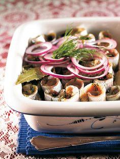 Marinoidut dijonsinappisilakkarullat | K-ruoka #joulu