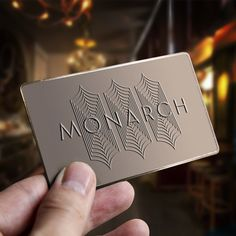 The Super Baller Monarch VIP Card - Graphic Templates Search Engine