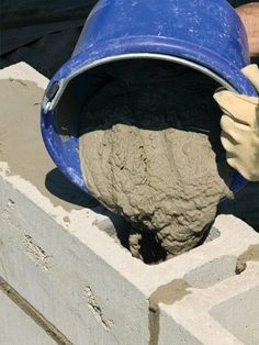 Add style and support to your yard with a concrete retaining wall. You can build one in just six steps.