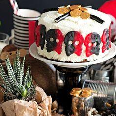Dags för världens roligaste sjörövarröj! Swedish Recipes, Sweet Recipes, Birthday Board, Halloween 2020, Kids Meals, Birthdays, Tart, Candy, Snacks