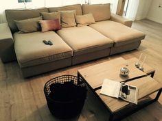 """Ikea """"kivik"""" Couch / Reclamaire Dansbo beige NP 1350 Euro in Regensburg"""