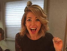 Rachel Platten I love her hair in https://www.youtube.com/watch?v=xo1VInw-SKc (Fight Song video) but I'm afraid mine would look more like taylor swift's: http://www.inticeonline.com/wp-content/uploads/2015/07/tay-swift-7.05-830x1166.jpg