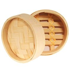 BambooMN 3 Inch Mini Bamboo Dim Sum Dumpling Steamer Basket for Dessert Party Favors Wedding Birthday Home Decorations Supplies--23.17 Dessert Party, Party Desserts, Healthy Cooking, Cooking Recipes, Bite Size Appetizers, Wedding Party Favors, Dim Sum, Small Kitchen Appliances, Dumpling