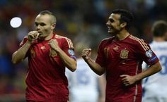 España ya lidera el Grupo C de cara a la Eurocopa 2016
