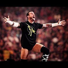 Phillip Jack Brooks... (CM Punk) ❌❌