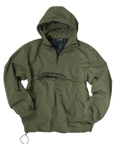 Windproof Fleece Lined Traditional Style Smock
