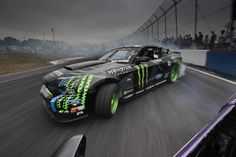 Vaughn Gittin JR. He is not only one of the most amazing and talented drifters in the U.S. but he also changed the history of drifting for ever by bringing american cars ( The Mustang ) into the game - Your biggest fan Sequoyah Ozorowsky