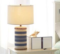 Lamp & Jewelry Box