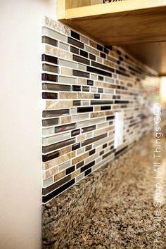 DIY Tile Backsplash (Riviera Beach) | All Things G | The Tile Shop