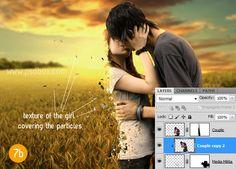 Your Last Kiss – Emotional Summer Manipulation Tutorial « Manipulations « Tutorials « PSD Box – Think Outside the box
