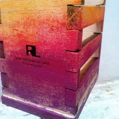 #RLstationery ombre thing in your desk