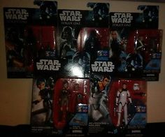 star wars rogue one action figure collection