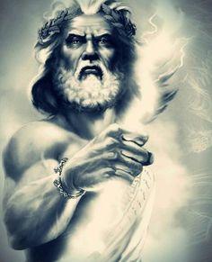 Sagittarius Time – www. Greek Mythology Tattoos, Greek Mythology Art, Roman Mythology, Tattoo Deus, Gott Tattoos, Body Art Tattoos, Sleeve Tattoos, Greek God Tattoo, Zeus Tattoo