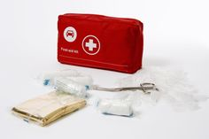 10 things that should be in your first-aid kit