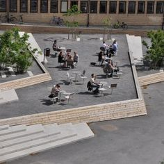 The Campus Park at Umeå University by Thorbjörn Andersson with Sweco Architects « Landscape Architecture Works | Landezine