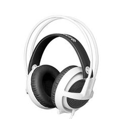The SteelSeries Siberia v3 is a good option because of its high-quality sound output, comfortable design and unique look.