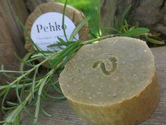 Pehko hiussaippua - Pehko soap for hair