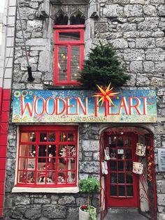 """Nollaig Shona"" from Galway, Ireland — Aspiring Kennedy"