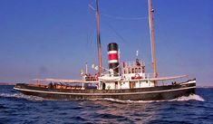 Il Pietro Micca, 1895: l'ultima nave a vapore ancora in funzione