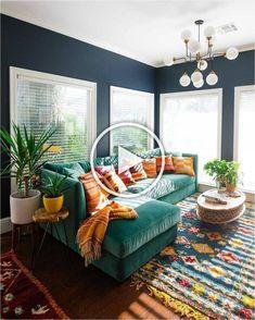 Pink Living Room Decor, Contemporary Home Decor, Leather Couch Living Room Decor, Vintage Bedroom Decor, Dark Home Decor, Living Room Decor Modern, Teal Bedroom Decor, Earthy Home Decor, Warm Home Decor