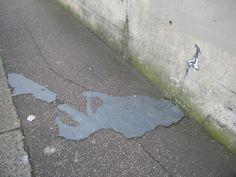 Banksy in Brentford