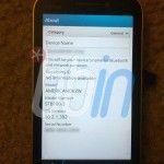 Leaked Images: BlackBerry C-Series Blackberry Apps, Image