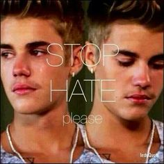 #STOP #HATE #PLEASE