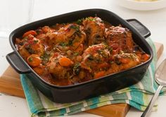 Slow Cooked Country Chicken recipe - Easy Countdown Recipes